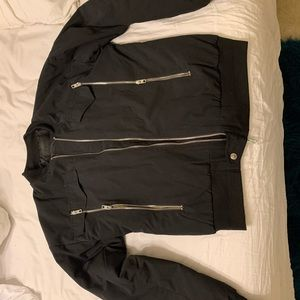 Coach Double Zipper Men's Jacket